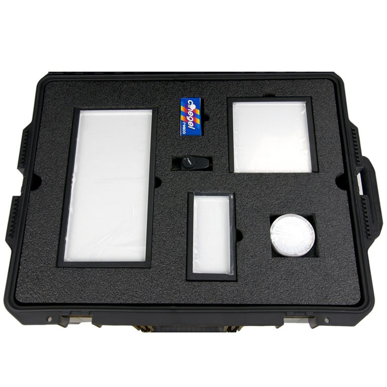 LITE PAD ROSCO GAFFER'S KIT – LED – CINELIGHT