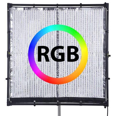 MATA LED 120×120 RGBW 600W BI COLOR SOFT LIGHT BOOM LIGHT
